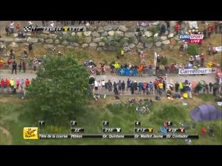 Тур де Франс 2013 18 этап Alpe dHuez 2 www.worldvelosport.com