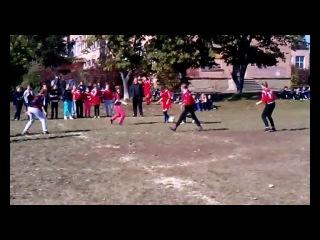 Зональні змагання з міні-футболу серед дівчат 1998 р.н. і молодше. Потоки 09.10.2014