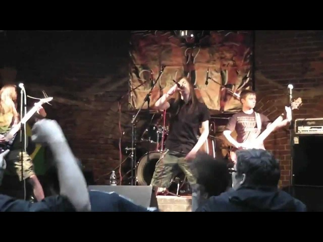 SoulRise Tribute to Soulfly Seek'n'Strike Der Wrangel Tower 22 04 2012 vox by St