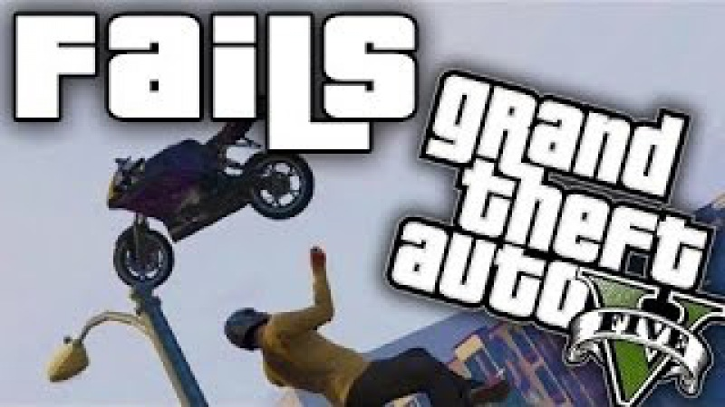 GTA 5 FAILS BUGS BEST MOMENTS EVER GTA 5 Funny Moments Compilation