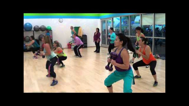 Zumba Toning with Senzational Fitness