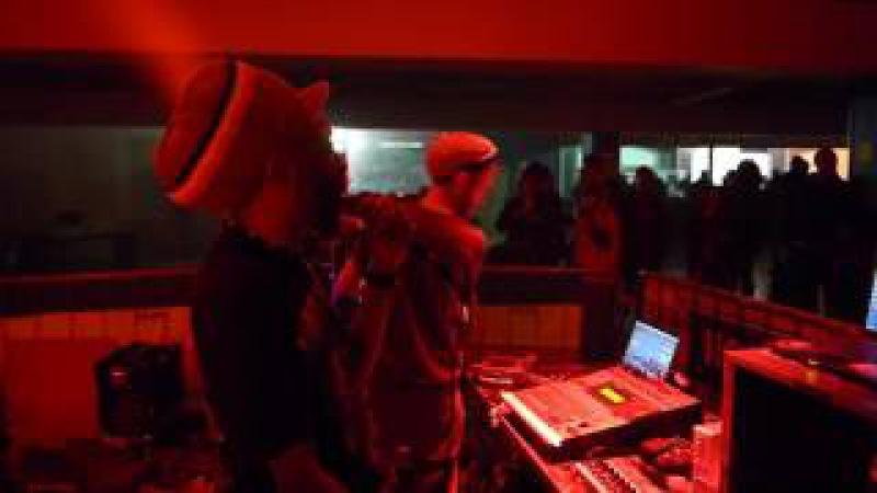 Dennis Capra ft Danman @ Dub Station MI Italy Pt 1 HD