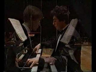 Vadim Rudenko/Nikolaj Luganskj Ravel -La Valse- 2 Piano