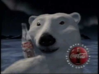 Coca-Cola Polar Bear Commercial - 1993