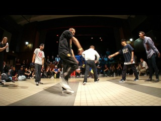    SIMPLY AUTHTC BATTLE - Final - Wbb VS The Rugged's 