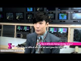 The sexy artist, Park Jung-min, returns to the K-pop scene [Showbiz Korea]