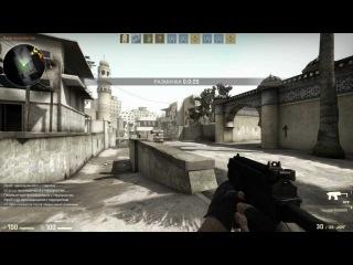 Рандомный нуб в Counter-Strike (чуваки подписываемся на его канал!!)