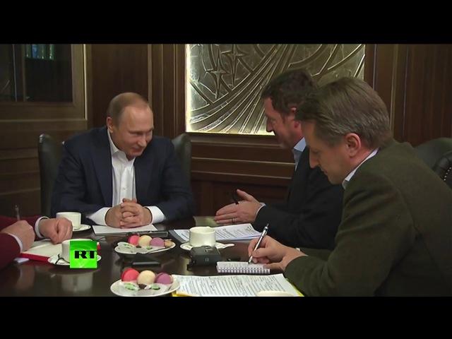 Социально ответственный кремлевский Спрут
