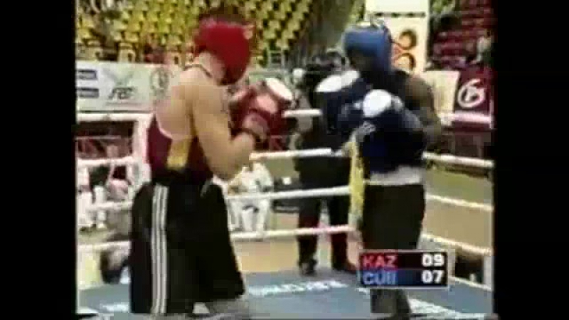 Gennady Golovkin vs. Yordanis Despaigne 2003