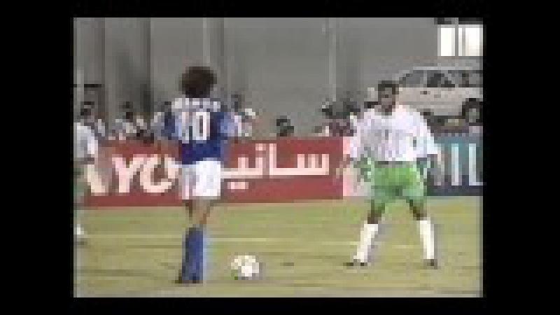 '94アメリカW杯最終予選日本代表の戦い 前編