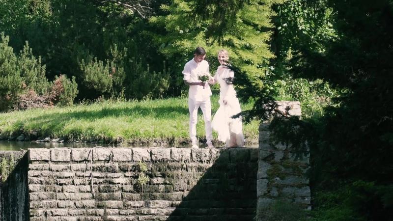 Свадьба Лёши и Кати 7.07.17 (Чехия замок Пругонице)