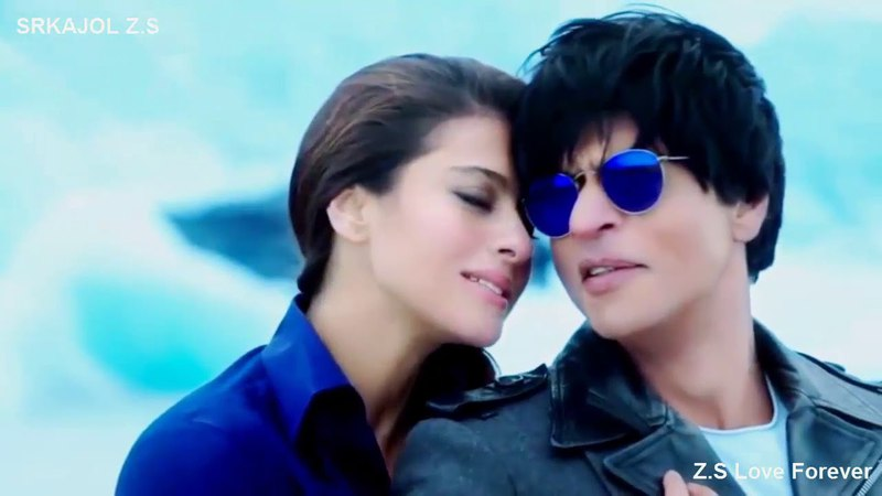 Shahrukh Khan Kajol Romantic Video - Huwe Bechain 2018