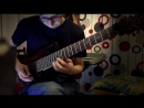 Andy James – Gates Of Heaven(Guitar cover by Shokin Igor)