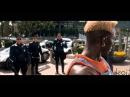 Demolition Man - Simon Pheonix Beats Up Cops