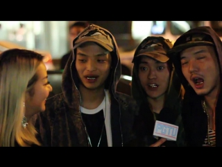 ELUV Show - Eluv sees you - Rising Star 01 -Underwater Squad (South Korea) - keith Ape