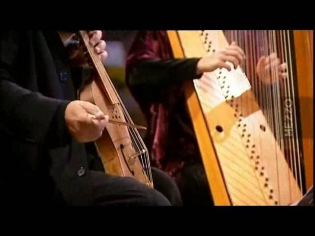 FOLÍAS DE ESPAÑA Concierto de Jordi Savall
