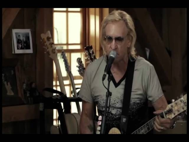 Joe Walsh Live From Daryl's House 11 15 2012