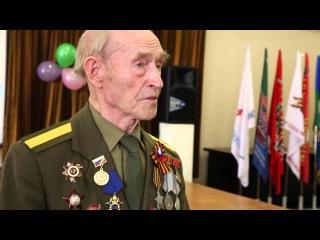 Геннадий Чистяков, ветеран ВОВ, участник Курской битвы