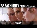 Prada Spring/Summer 2015 FIRST LOOK | Milan Fashion Week | FashionTV