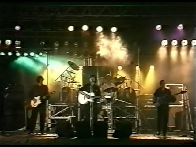 Группа КИНО Виктор Цой концерт в Донецке 3 июня 1990 года