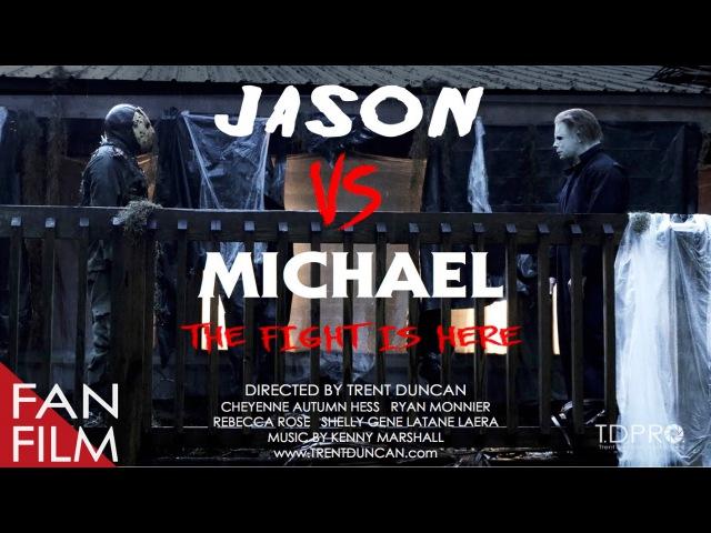 MICHAEL vs JASON (2015) Horror Fan Film Full HD - Halloween Friday the 13th