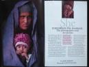 Sharbat Gula Afghan Refugee from Natl Geographic Magazine