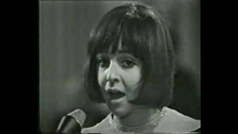 Vicky L'amour Est Bleu ESC 1967