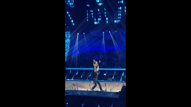 Репетиция финального танца С.Ивановой и Е.Папунаишвили в телешоу Танцы со звёздами