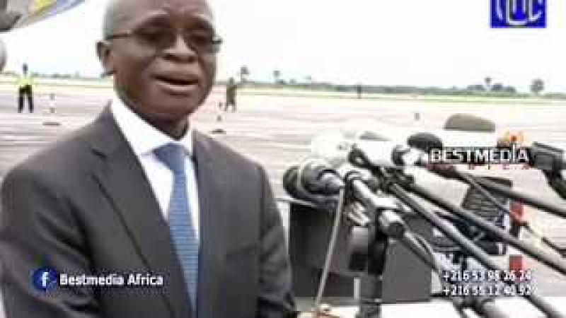 JOSEPH KABILA INAUGURE LE 1er VOL DE CONGO AIRWAYS Partie 1