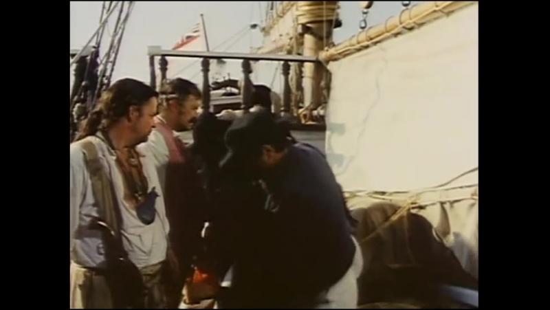 Джек Холборн Jack Holborn 1982 Епизод 3
