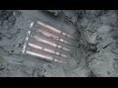 Глубокий немецкий блиндаж и супер находки на металлоискатель
