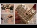 DIY Barattoli di latta Shabby Chic Tin cans ღ