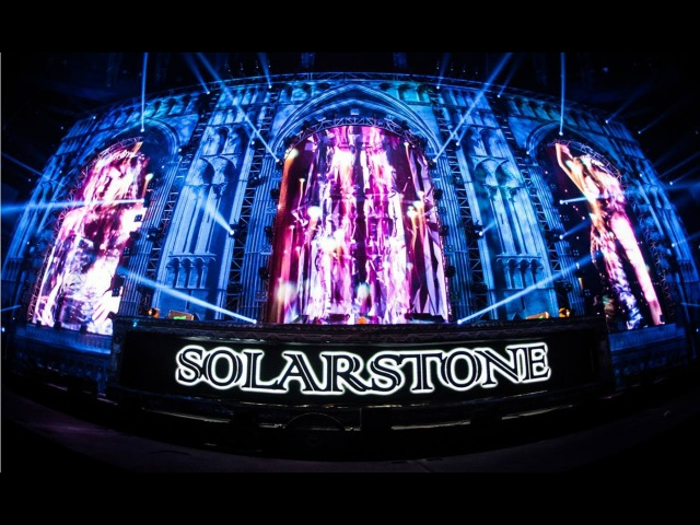 SOLARSTONE [FULL SET] - TRANSMISSION Seven Sins (25.10.2014) Prague