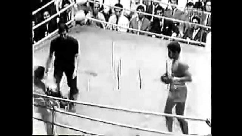 小可视频 1966年泰拳VS极真空手道珍贵一幕