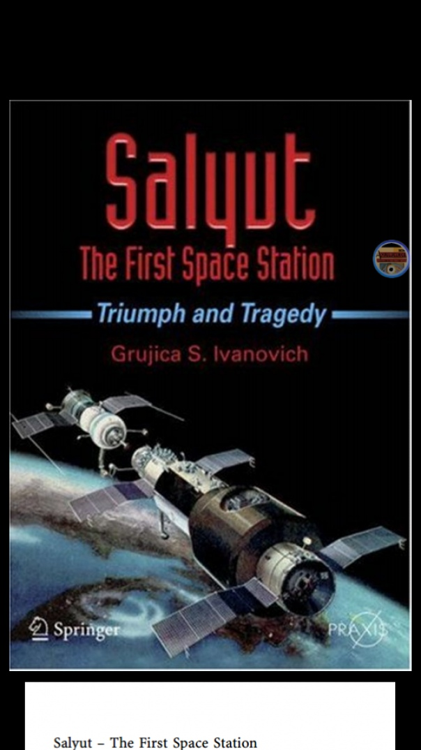 Salyut The First Space Station