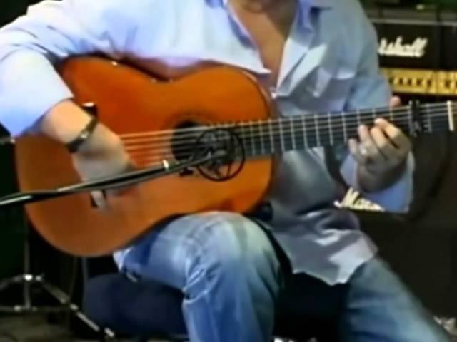 Александр Куинджи Sonrisa del Viento bulerias фламенко flamenco