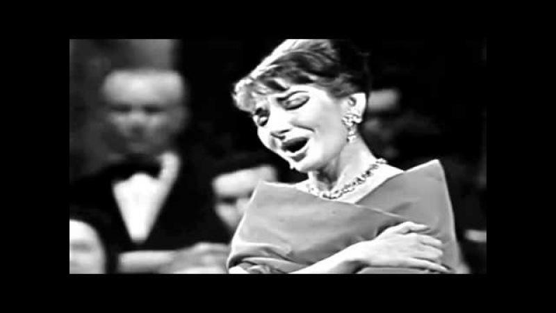 Maria Callas Casta diva 1958