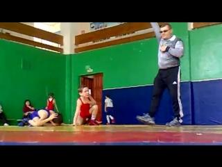 Маленький Русский борец