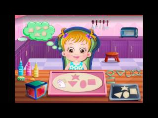 Baby Hazel Learns Shapes - Game Movie Full Episodes For Children - in english