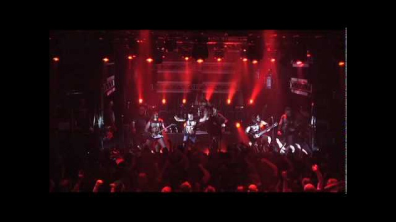 HEAVEN SHALL BURN - Forlorn Skies [Live in Vienna] (OFFICIAL VIDEO)