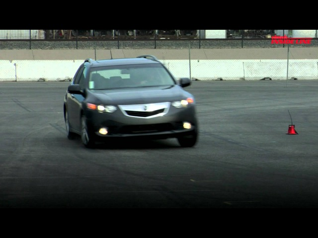 2011 Acura TSX Sport Wagon Track Tested NaZa5aske
