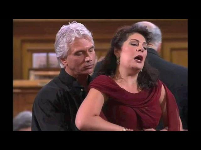Sondra Radvanovsky and Dmitri Hvorostovsky - Il Trovatore • Act 4 Confrontation scene