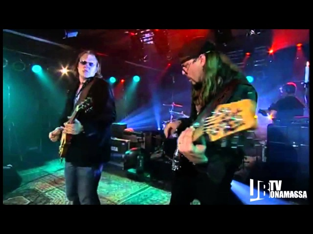 Joe Bonamassa A New Day Yesterday Live at Rockpalast