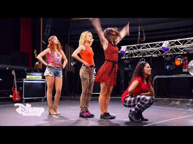 Violetta Encender nuestra luz Music Video dall'episodio 180