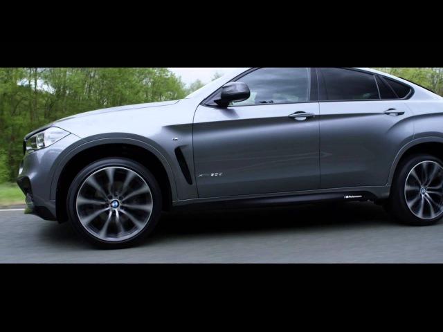 Каталог аксессуаров M Performance для BMW X6 F16