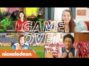 100 Things To Do Before High School | On Set of 'Game Over' Music Video | Nick