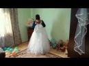 Одягання нареченої 25.10.2014