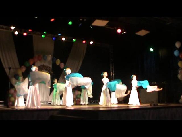 Танец воды с веерами-вейлами » Freewka.com - Смотреть онлайн в хорощем качестве