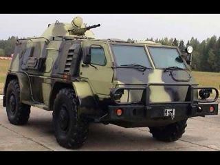 Военные вездеходы. ГАЗ 3937 «Водник».