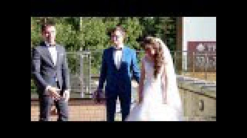 Свадьба Кости и Оксаны